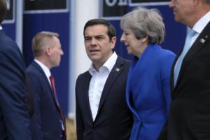 Τα βλέμματα στις Βρυξέλλες! Η κρίσιμη Σύνοδος Κορυφής για το Brexit