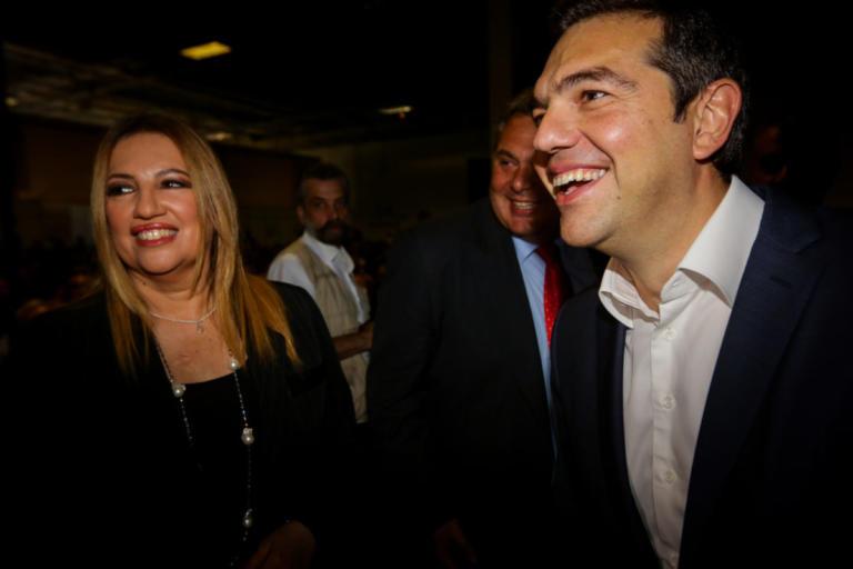 Με τακτική Ανδρέα Παπανδρέου αντιμετωπίζει ΚΙΝΑΛ και Γεννηματά ο Τσίπρας | Newsit.gr