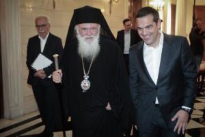 Συμφωνία Τσίπρα – Ιερώνυμου: «Ένα βήμα προς τον μεγαλύτερο διαχωρισμό κράτους – Εκκλησίας» λέει ο Δημητρόπουλος!