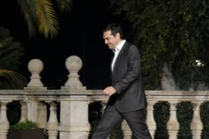 Στη Σικελία για τη Διάσκεψη για τη Λιβύη ο Αλέξης Τσίπρας
