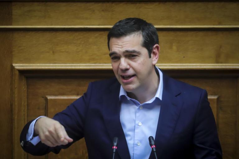 """Ο Τσίπρας, τα προεκλογικά διλήμματα και το """"μνημόνιο με τον λαό""""   Newsit.gr"""