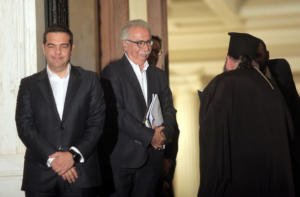 Συμφωνία Τσίπρα – Ιερώνυμου: Τι συζήτησαν στο Μαξίμου ο Κώστας Γαβρόγλου με τον πρωθυπουργό