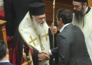 Τσίπρας – Ιερώνυμος: Ποια θέματα θα πέσουν στο τραπέζι για τον χωρισμό Κράτους – Εκκλησίας