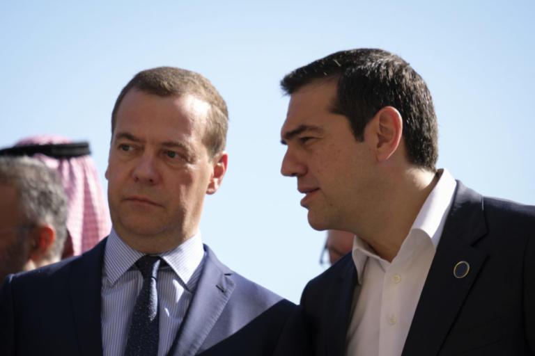 Τετ α τετ Τσίπρα – Μεντβέντεφ στο Παλέρμο | Newsit.gr