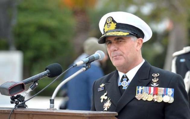 """""""Ηχηρό"""" μήνυμα αποτροπής Α/ΓΕΝ σε Τουρκία! – Ο ελληνικός Στόλος σε ετοιμότητα!   Newsit.gr"""