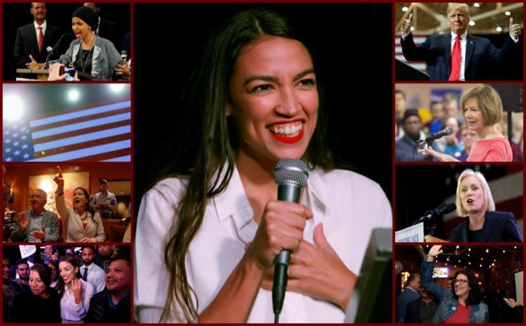 Εκλογές στις ΗΠΑ: Νεοναζί, ιθαγενείς και… άρωμα γυναίκας με μουσουλμάνες και λατινοαμερικάνες! | Newsit.gr