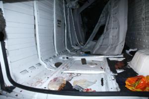 Έβρος: Νέο σοβαρό τροχαίο με 18 τραυματίες – Ανατράπηκε βανάκι με 46 άτομα – Χτύπησαν και μικρά παιδιά!