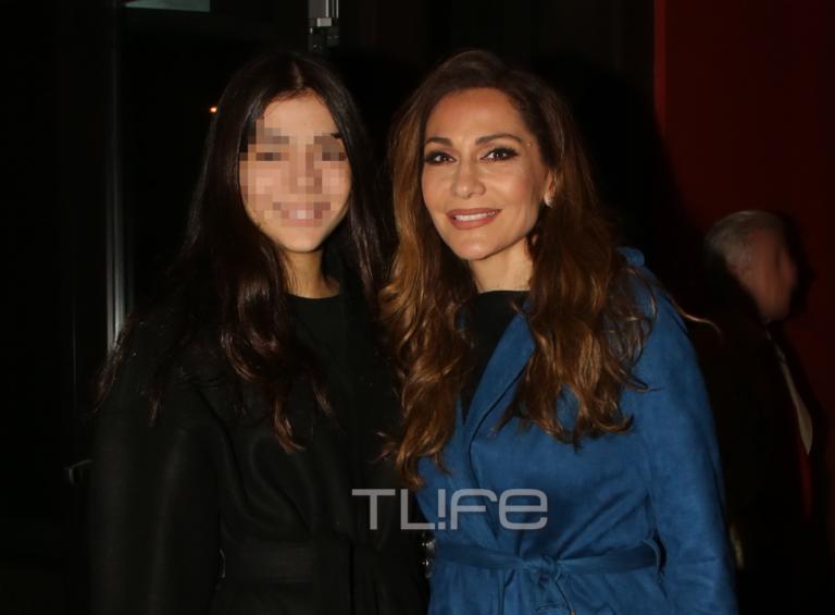 Δέσποινα Βανδή: Σπάνια δημόσια εμφάνιση με την κόρη της, Μελίνα! [pics]   Newsit.gr