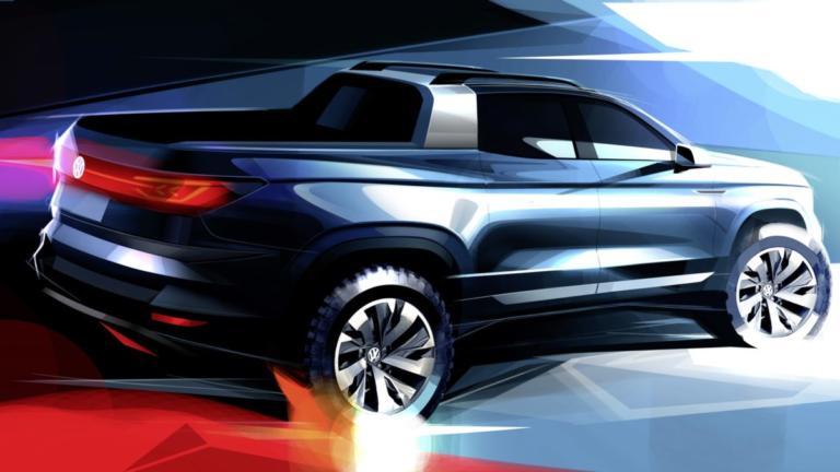 Η Volkswagen ετοιμάζει και νέο pick-up | Newsit.gr
