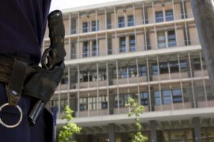 Φάρσα για βόμβα στα δικαστήρια Θεσσαλονίκης