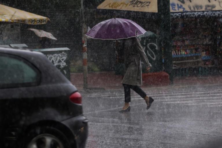 Καιρός: Η πρόγνωση για το Σάββατο – Πού θα βρέχει | Newsit.gr