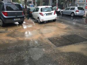 Επιτέλους… βροχή στην Αθήνα μετά τον πιο «στεγνό» Οκτώβριο της τελευταίας 10ετίας