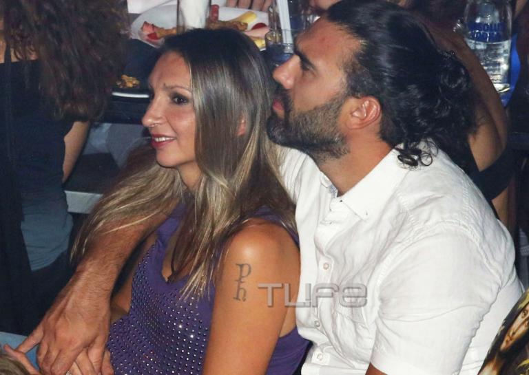 Φανή Χαλκιά – Λούης Καραμάνος: Νυχτερινή έξοδο για το ερωτευμένο ζευγάρι! | Newsit.gr