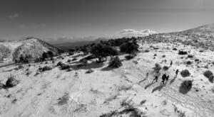 Καιρός: Χιόνια σε Πάρνηθα και Πήλιο [pics, video]