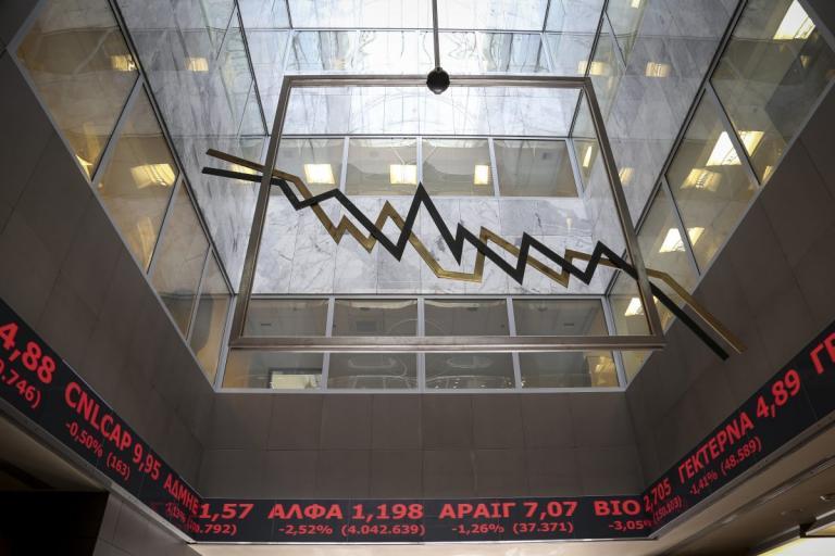 Χρηματιστήριο: Κραχ! Κάτω από τις 600 μονάδες! | Newsit.gr