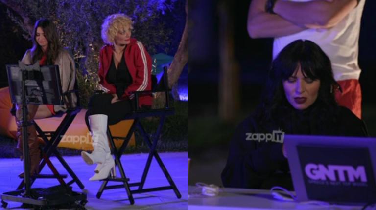 GNTM: Έξαλλη η Χριστοπούλου! «Θα τη χτυπήσω! Μερικές φορές θέλω να τη χτυπήσω τη Ζενεβιέβ!»