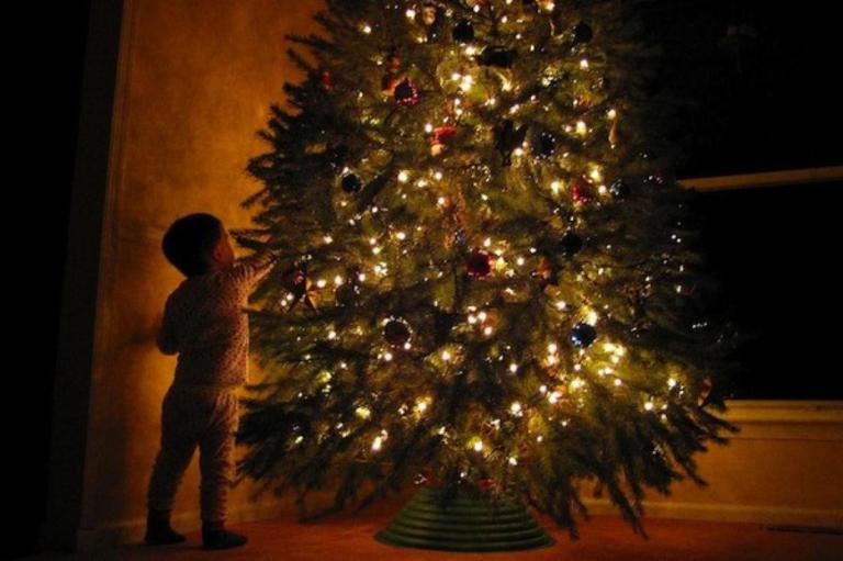 Ποιος στόλισε το πρώτο Χριστουγεννιάτικο δέντρο στην Ελλάδα – Πότε εισήλθε στη χριστιανική θρησκεία | Newsit.gr
