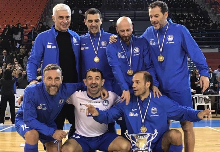 Οι Legends 2004 το… σήκωσαν μέσα στην Κύπρο! [videos, pics]