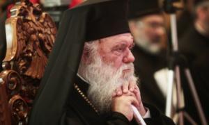 Αρχιεπίσκοπος για επίθεση σε ΣΚΑΙ: Είναι επίθεση κατά της Δημοκρατίας