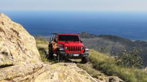 Στις εκθέσεις το νέο Jeep Wrangler