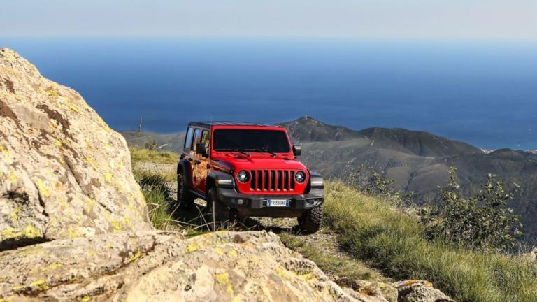 Στις εκθέσεις το νέο Jeep Wrangler | Newsit.gr