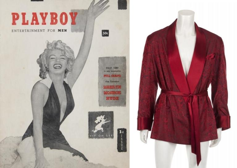 Χιου Χέφνερ: Σε δημοπρασία τα προσωπικά του αντικείμενα – Η γραφομηχανή, το συλλεκτικό Playboy και η θήκη για Viagra | Newsit.gr
