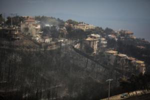 Φωτιά στο Μάτι: Κατέληξε το 100ό θύμα