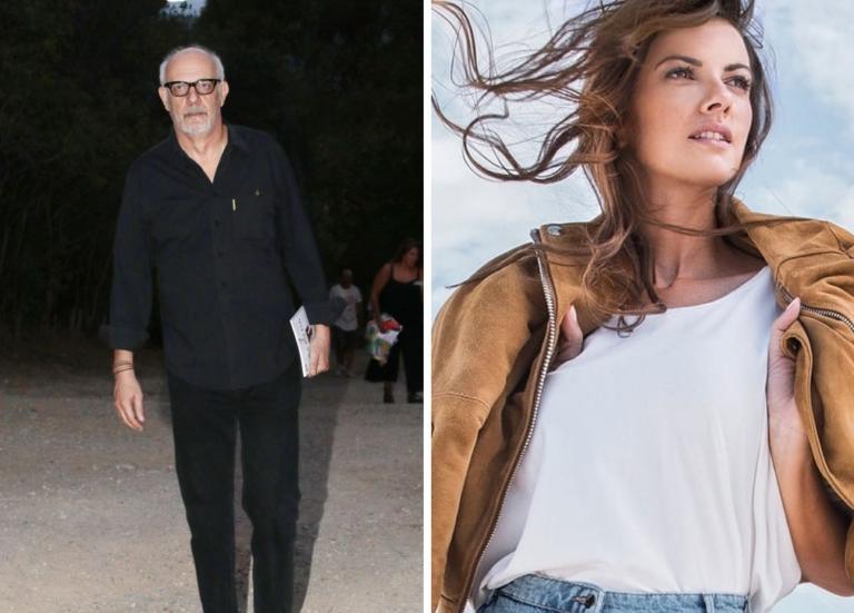 Γιώργος Κιμούλης – Κωνσταντίνα Κλαψινού: Είναι το νέο ζευγάρι της showbiz; | Newsit.gr