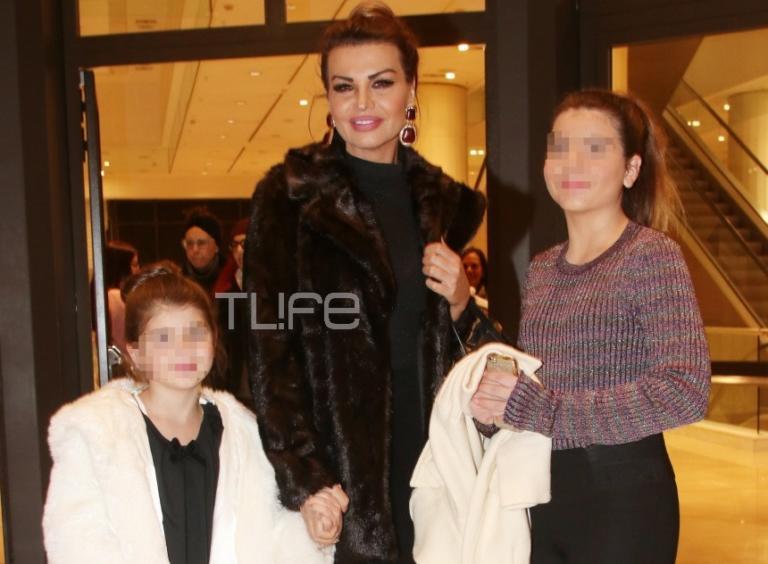 Διάσημοι Έλληνες με τα παιδιά τους στο Μέγαρο Μουσικής! Φωτογραφίες   Newsit.gr