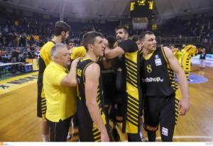 """""""Βούλιαξε"""" τον Άρη η ΑΕΚ! Τα αποτελέσματα στη Basket League"""