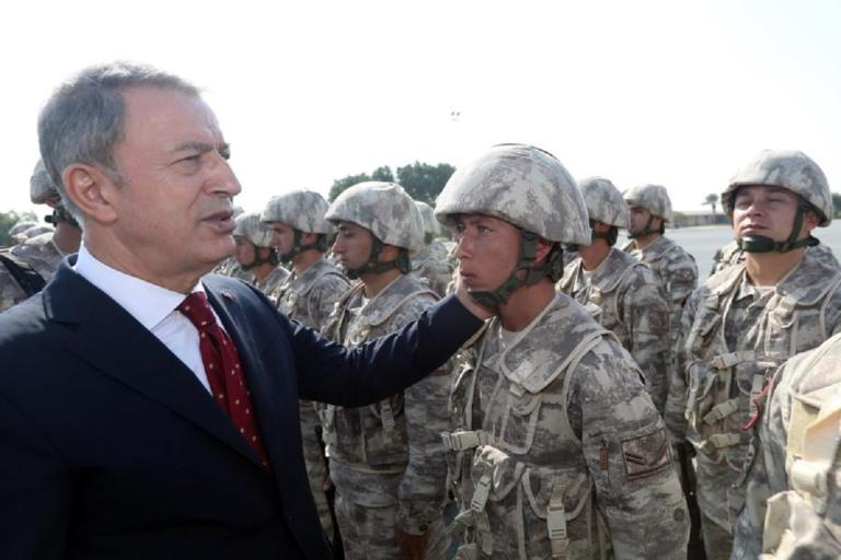 Πόλεμος δηλώσεων! Ακάρ προς Καμμένο – Αποστολάκη: Θα προστατέψουμε τη γαλάζια πατρίδα μας | Newsit.gr