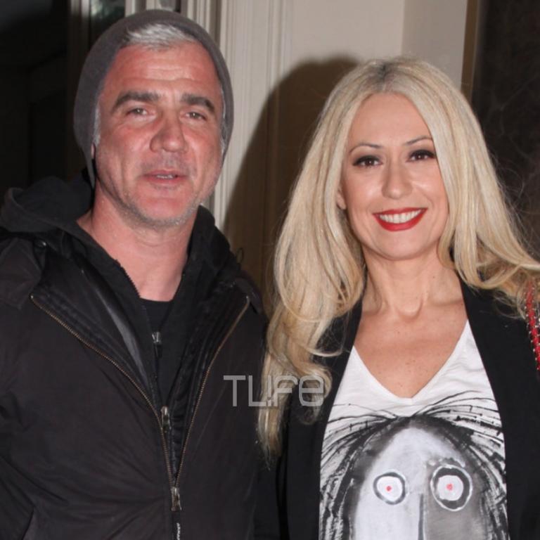 Μαρία Μπακοδήμου: Ο πρώην σύζυγός της, Δημήτρης Αργυρόπουλος, εισέβαλε στο πλατό του «Ελλάδα Έχεις Ταλέντο»! [video] | Newsit.gr