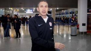 Ολυμπιακός – Μπλατ: «Αν κοιτάξεις πίσω, θα χάσεις κάτι που βρίσκεται μπροστά σου»
