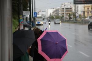 Καιρός: Μην ξεχάσετε την ομπρέλα – Βροχές παντού