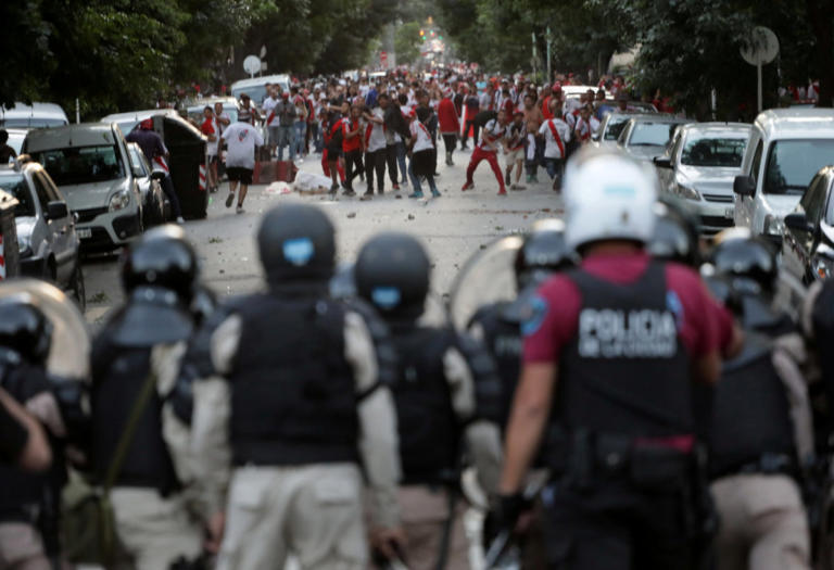 Ρίβερ – Μπόκα: Στήνεται τεράστια επιχείρηση από την αστυνομία   Newsit.gr