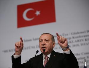 Ερντογάν: Στην τελική ευθεία η τουρκική επέμβαση στη βόρεια Συρία!