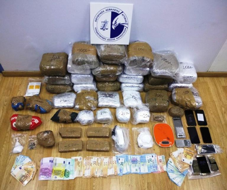 Εξαρθρώθηκε κύκλωμα ναρκωτικών στον Άγιο Παντελεήμονα | Newsit.gr