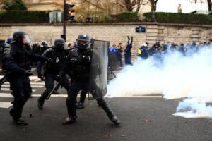Γαλλία - επεισόδια