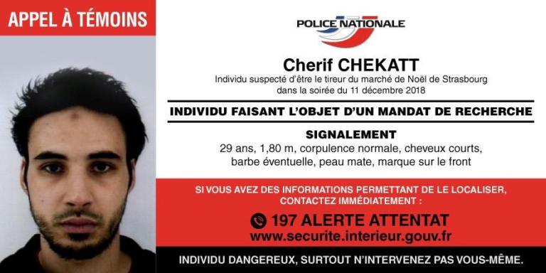 Επίθεση στο Στρασβούργο: Ελεύθερα τέσσερα μέλη της οικογένειας του δράστη | Newsit.gr
