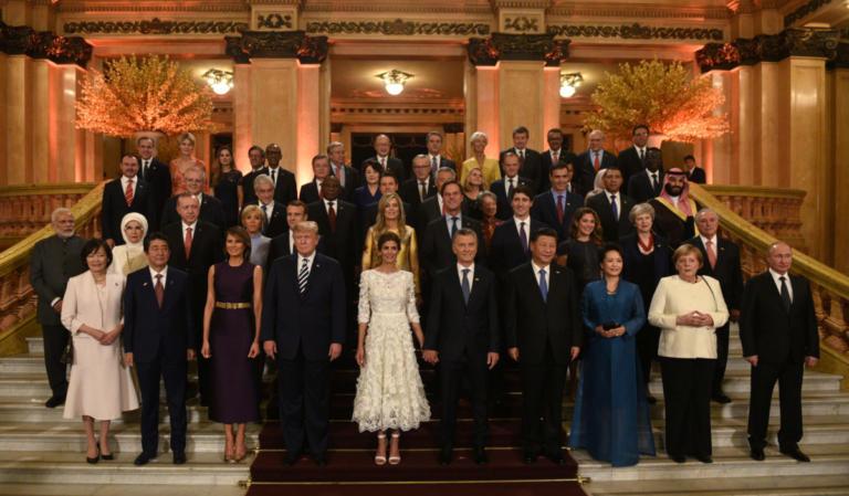 G20: Σχέδιο απόφασης για μεταρρύθμιση του Παγκόσμιου Οργανισμού Εμπορίου