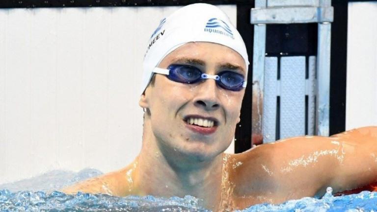 Πανελλήνιο ρεκόρ ο Γκολομέεβ στα 50μ. πεταλούδα | Newsit.gr