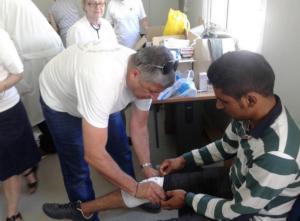 Ιατρείο Κοινωνικής Αποστολής: Από το Καστελόριζο μέχρι τον Έβρο