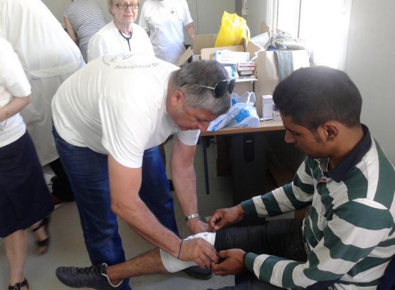 Ιατρείο Κοινωνικής Αποστολής: Από το Καστελόριζο μέχρι τον Έβρο | Newsit.gr