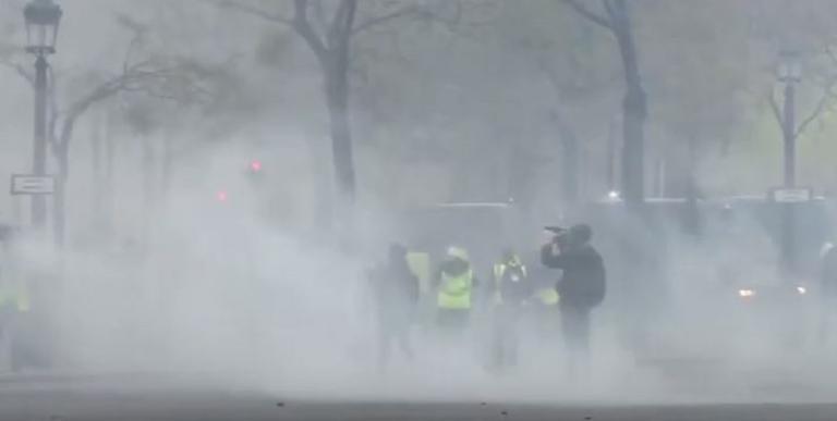 """Γαλλία: Μέτρα…""""υπερδρακόντεια"""" για τις νέες διαδηλώσεις των """"κίτρινων γιλέκων""""   Newsit.gr"""