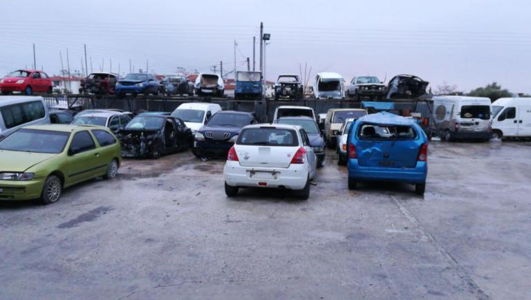 Είχαν ολόκληρη μάντρα με κλεμμένα αυτοκίνητα! | Newsit.gr