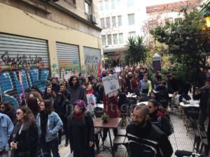 Στο κοσμηματοπωλείο η πορεία για τον Ζακ Κωστόπουλο