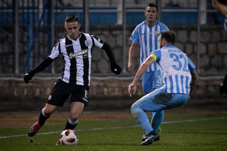 Λαμία – ΠΑΟΚ 0-1 ΤΕΛΙΚΟ: Μεγάλη νίκη για τον «δικέφαλο του Βορρά» | Newsit.gr