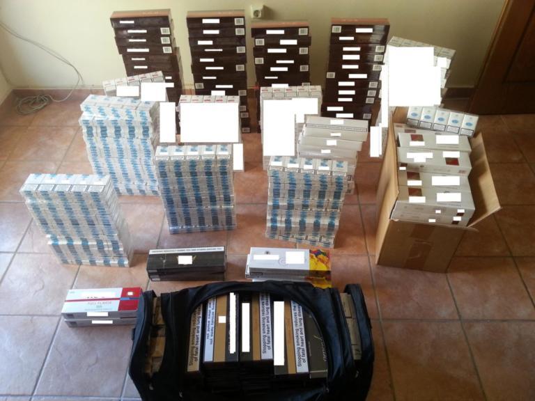 Ηράκλειο: Συνελήφθη με χιλιάδες λαθραία τσιγάρα | Newsit.gr