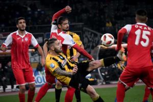 """ΑΕΚ – Ξάνθη 2-0 ΤΕΛΙΚΟ: Ο Λιβάγια """"καθάρισε"""" για την Ένωση!"""