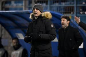 ΠΑΟΚ – Λουτσέσκου: «Θα προτιμούσα να έδινε το πέναλτι ο διαιτητής! Μετά μας διέλυσε»